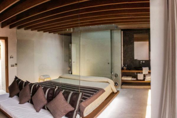 Finca Andratx - Übernachten in der Suite