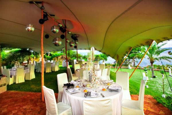 Das Plateau direkt am Meer - eine sehr beliebte Zone für ein romantisches Dinner