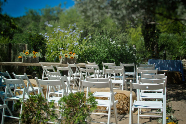 Eure Zeremonie im Sitzen oder im Stehen, beim Pool oder im romantischen Garten – auf der Finca Romantica ist alles möglich was das Herz begehrt