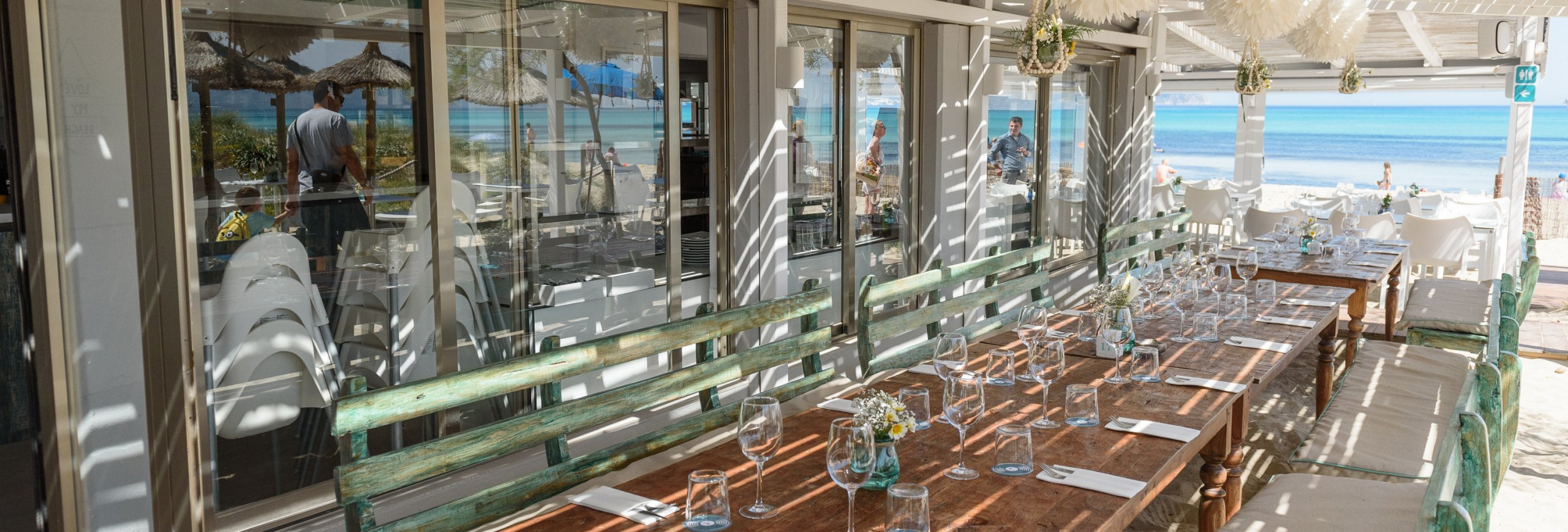 Kann ich in einem Beachclub auf Mallorca heiraten?