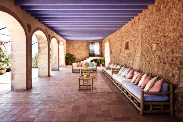 """Ein toller schattiger Außenbereich für ein entspanntes """"Chill in the Garden"""""""