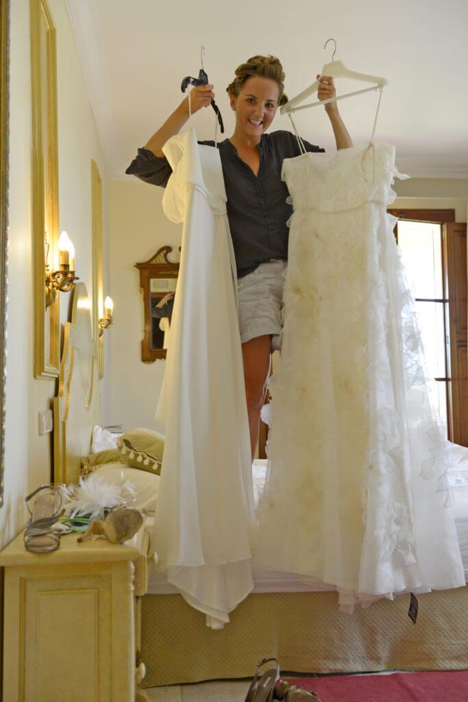 Hochzeitsklein Heiraten auf Mallorca
