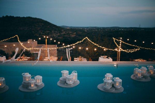 Infinity Pool mit traumhaftem Weit- und Meerblick