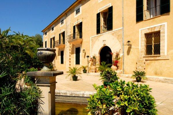 Dieses Mallorca Herrenhaus ist ein Traum