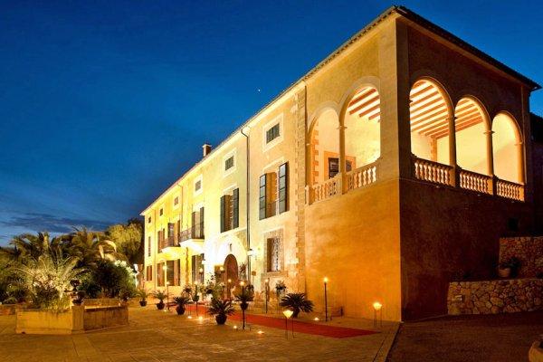 Eine schöne Location für Deine Fincahochzeit auf Mallorca - die Finca El Patio