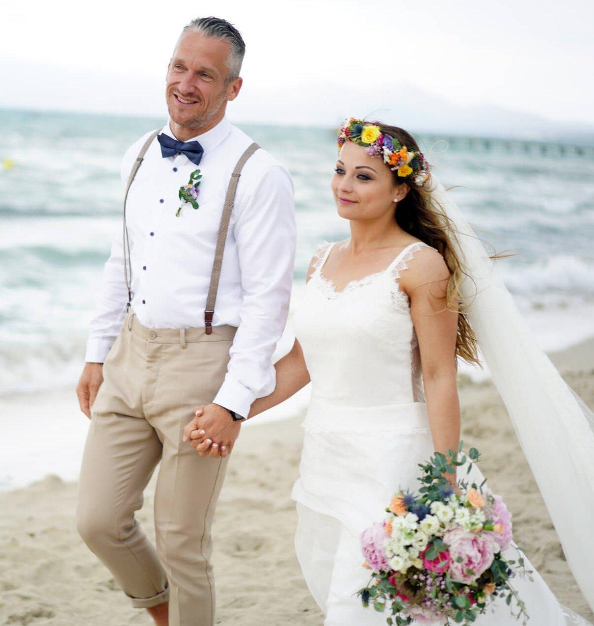 Glückliche Brautpaare - Wir machen Deine Traumhochzeit auf Mallorca ...
