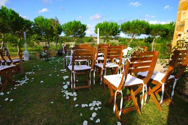 Auch die Gäste werden den Hochzeitstag lieben