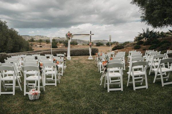 Auf 1000 Hektar Land findet sich auch für euch der passende Spot für eure Zeremonie;)