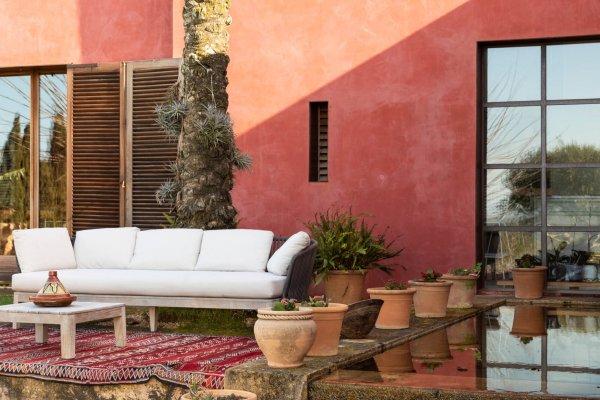 Die Finca Oasis punktet mit viel Raum für Genießer