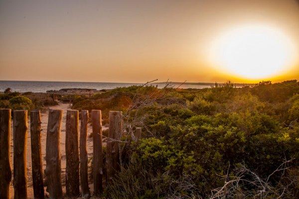 Genießt den Sonnenuntergang umgeben von Meer & Natur...EINMALIG!