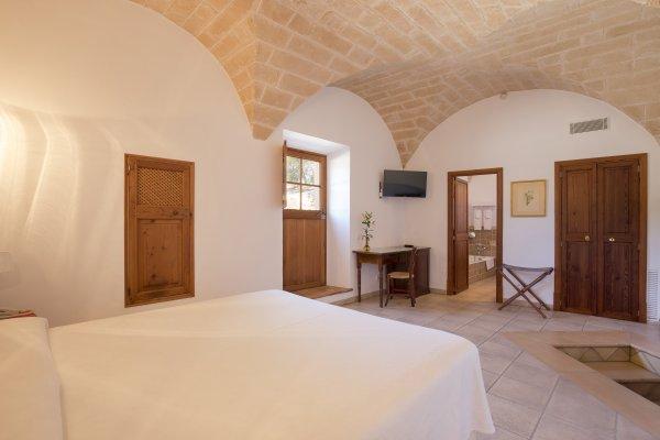Authentische Zimmer im mallorquinischen Stil